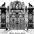 Chirk Castle Gates Drawing