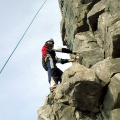 Rock Climbing at Worlds End